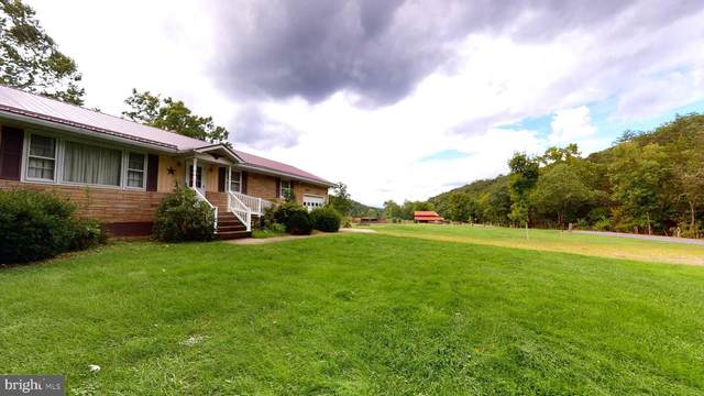 1782 Elkhorn Road, PETERSBURG, WV 26847 (#WVGT103320) :: Pearson Smith Realty