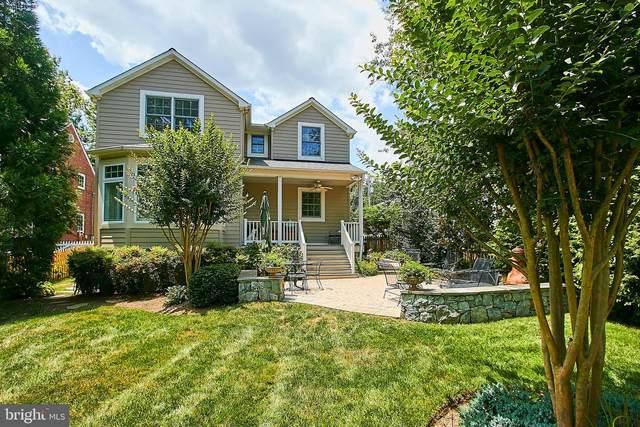 855 N Harrison Street, ARLINGTON, VA 22205 (#VAAR168680) :: Debbie Dogrul Associates - Long and Foster Real Estate