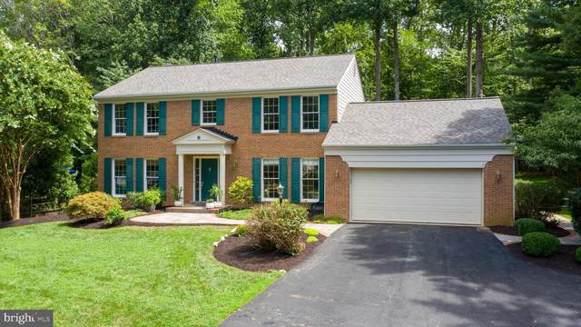 9741 S Park Circle, FAIRFAX STATION, VA 22039 (#VAFX1151648) :: Debbie Dogrul Associates - Long and Foster Real Estate
