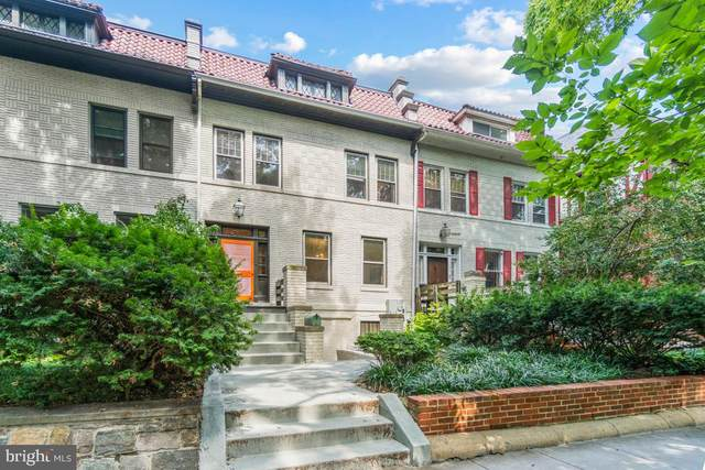 1709 Lanier Place NW, WASHINGTON, DC 20009 (#DCDC484300) :: The Putnam Group
