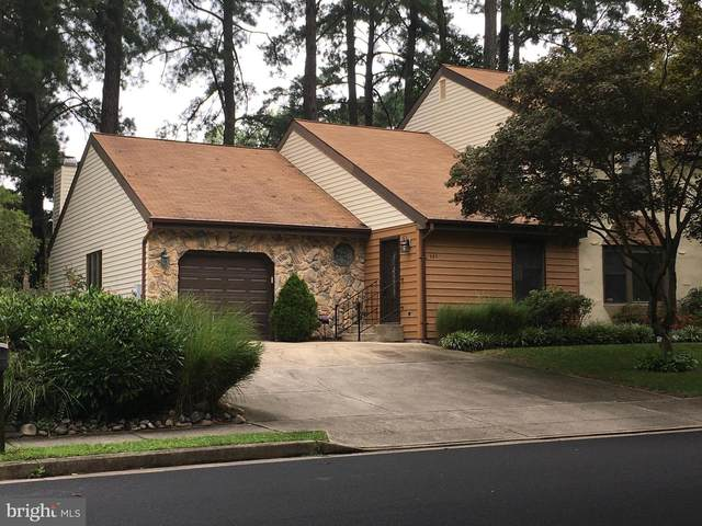 141 N Park Drive, SALISBURY, MD 21804 (#MDWC109580) :: ExecuHome Realty