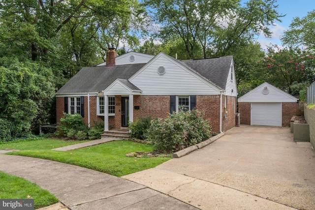 1020 Cross Drive, ALEXANDRIA, VA 22302 (#VAAX250352) :: Debbie Dogrul Associates - Long and Foster Real Estate