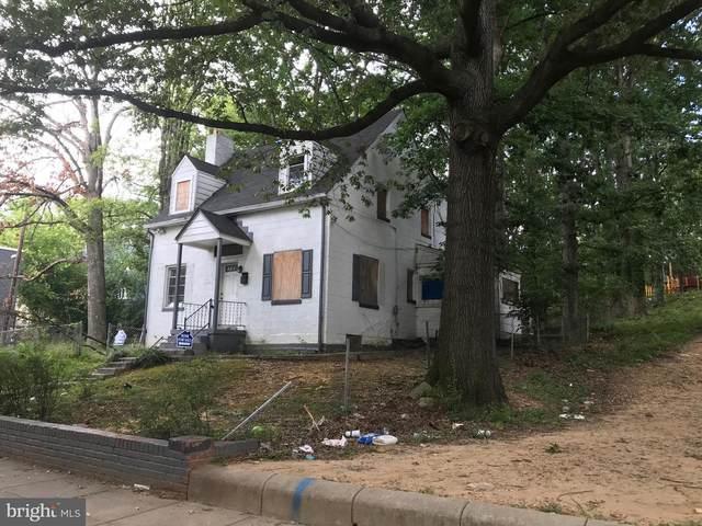 212 36TH Street SE, WASHINGTON, DC 20019 (#DCDC484344) :: Jennifer Mack Properties