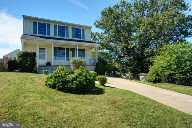 802 E D Street, BRUNSWICK, MD 21716 (#MDFR270046) :: Certificate Homes