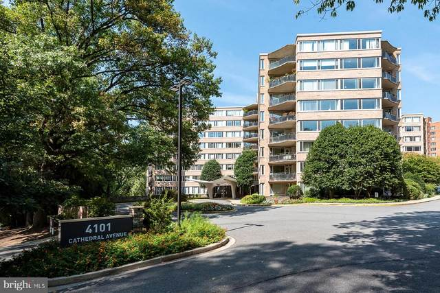 4101 Cathedral Avenue NW #910, WASHINGTON, DC 20016 (#DCDC484346) :: Jennifer Mack Properties