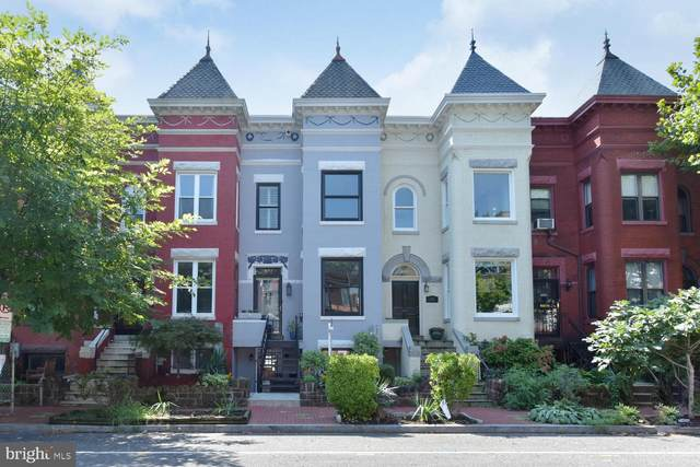 132 Seaton Place NW, WASHINGTON, DC 20001 (#DCDC484352) :: The Putnam Group