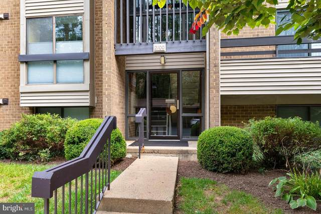 2100 Green Watch Way #300, RESTON, VA 20191 (#VAFX1151756) :: City Smart Living