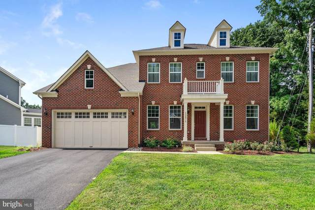 12874 Crouch Drive, FAIRFAX, VA 22030 (#VAFX1151768) :: The Riffle Group of Keller Williams Select Realtors