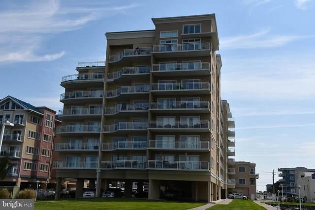 4601-B Coastal Highway #101, OCEAN CITY, MD 21842 (#MDWO116402) :: The Riffle Group of Keller Williams Select Realtors