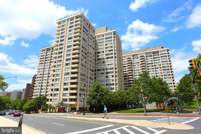 4515 Willard Avenue 915S, CHEVY CHASE, MD 20815 (#MDMC723374) :: Crossman & Co. Real Estate