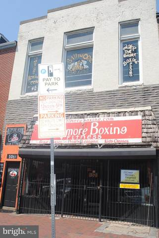 506 S Broadway, BALTIMORE, MD 21231 (#MDBA522430) :: Revol Real Estate