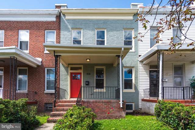 1518 Appleton Street, BALTIMORE, MD 21217 (#MDBA522432) :: SP Home Team