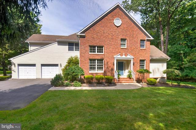 55 Stonewall Circle, PRINCETON, NJ 08540 (#NJME301190) :: Linda Dale Real Estate Experts