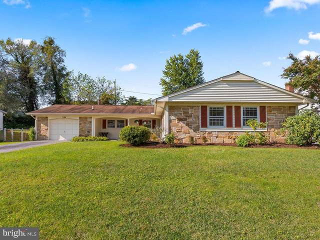 1105 Port Echo Lane, BOWIE, MD 20716 (#MDPG579588) :: Pearson Smith Realty