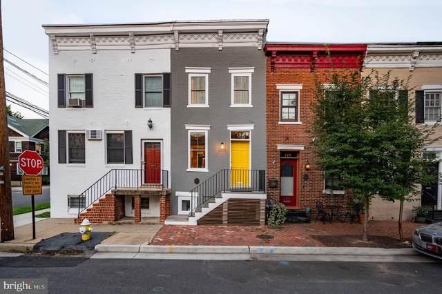 131 N Payne Street, ALEXANDRIA, VA 22314 (#VAAX250386) :: Jennifer Mack Properties