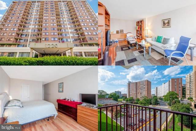 1220 Blair Mill Road #300, SILVER SPRING, MD 20910 (#MDMC723474) :: Advon Group