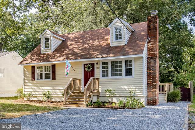 112 Early Street, FREDERICKSBURG, VA 22408 (#VASP224848) :: The Miller Team