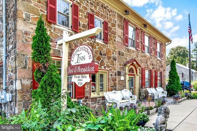 2100 Main Street, NARVON, PA 17555 (#PALA169302) :: The John Kriza Team