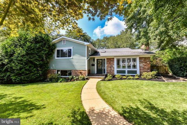 3617 Old Post Road, FAIRFAX, VA 22030 (#VAFC120334) :: Debbie Dogrul Associates - Long and Foster Real Estate