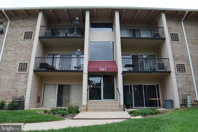 7517 Riverdale Road #1921, NEW CARROLLTON, MD 20784 (#MDPG579614) :: The Riffle Group of Keller Williams Select Realtors