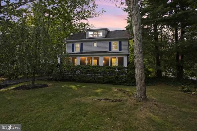132 Voorhees Avenue, PENNINGTON, NJ 08534 (MLS #NJME301222) :: The Dekanski Home Selling Team