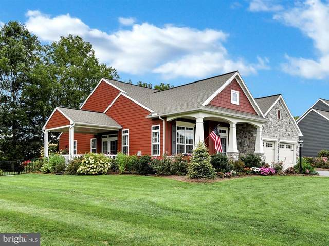 2012 Fieldcrest Road, LEBANON, PA 17042 (#PALN115518) :: TeamPete Realty Services, Inc