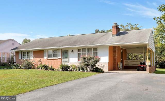 17 Catawba Place, HAGERSTOWN, MD 21742 (#MDWA174332) :: Bob Lucido Team of Keller Williams Integrity