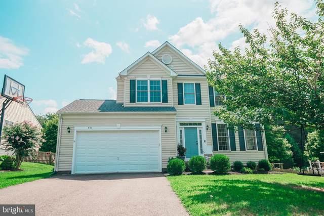 476 Kearns Drive, CULPEPER, VA 22701 (#VACU142406) :: Pearson Smith Realty