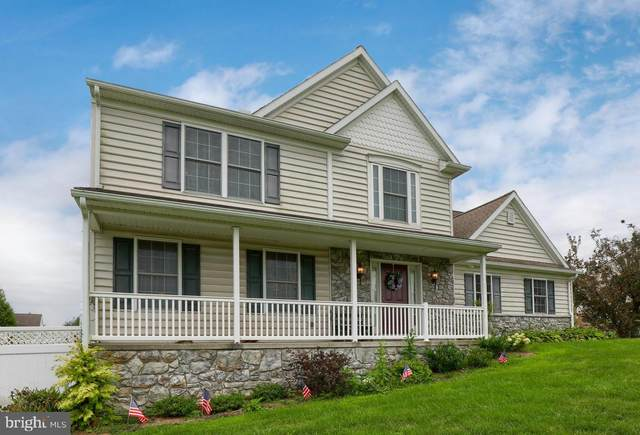219 W Sun Hill Road, MANHEIM, PA 17545 (#PALA169318) :: TeamPete Realty Services, Inc