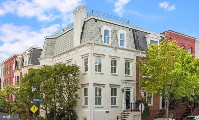 100 Queen Street, ALEXANDRIA, VA 22314 (#VAAX250408) :: Debbie Dogrul Associates - Long and Foster Real Estate