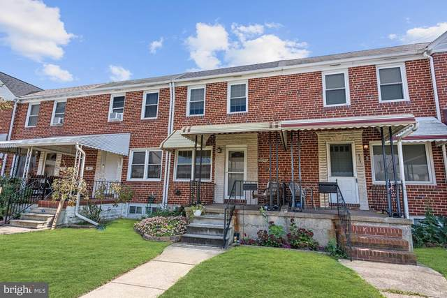 6853 Duluth Avenue, BALTIMORE, MD 21222 (#MDBC504968) :: Pearson Smith Realty