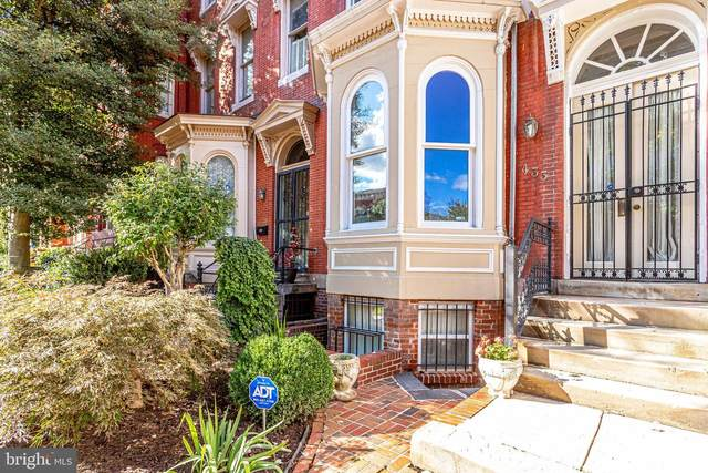 433 M Street NW, WASHINGTON, DC 20001 (#DCDC484518) :: The MD Home Team