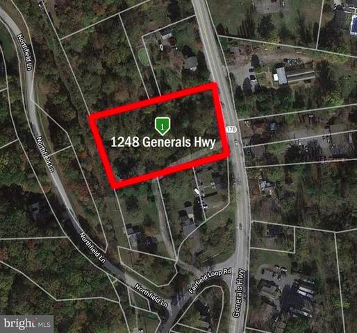 1248 Generals Highway, CROWNSVILLE, MD 21032 (#MDAA445102) :: The Riffle Group of Keller Williams Select Realtors