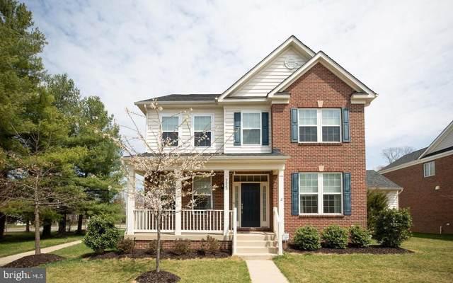 9923 Lake Jackson Drive, MANASSAS, VA 20110 (#VAMN140334) :: Debbie Dogrul Associates - Long and Foster Real Estate