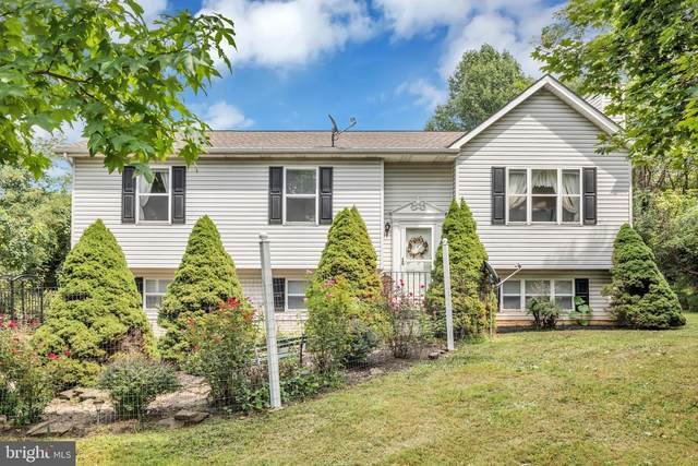 267 High Knob Road, FRONT ROYAL, VA 22630 (#VAWR141324) :: Pearson Smith Realty