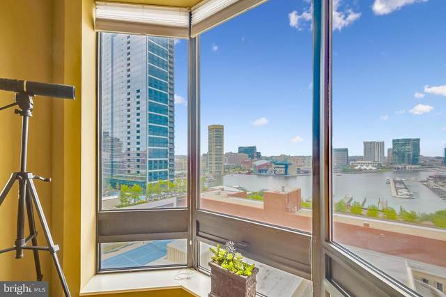 10 E Lee Street #1108, BALTIMORE, MD 21202 (#MDBA522558) :: The Putnam Group
