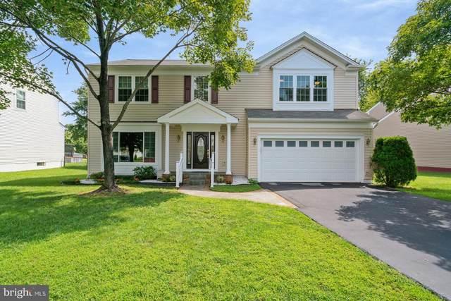 8693 Nagle Street, MANASSAS, VA 20110 (#VAMN140340) :: Debbie Dogrul Associates - Long and Foster Real Estate