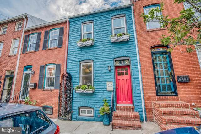 116 S Castle Street, BALTIMORE, MD 21231 (#MDBA522590) :: SURE Sales Group