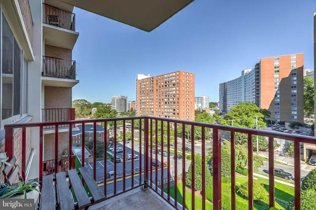 1220 Blair Mill Road #508, SILVER SPRING, MD 20910 (#MDMC723584) :: Dart Homes