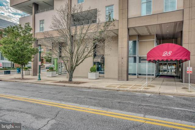 28 Allegheny Avenue #2308, TOWSON, MD 21204 (#MDBC505026) :: The Putnam Group