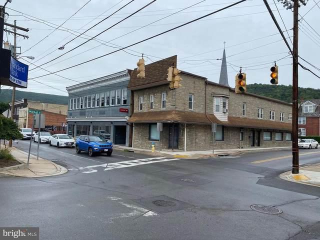 4 Market Street, CUMBERLAND, MD 21502 (#MDAL135108) :: Bob Lucido Team of Keller Williams Integrity