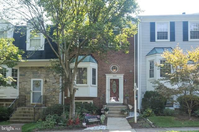 3605 Buckeye Court, FAIRFAX, VA 22033 (#VAFX1152100) :: Debbie Dogrul Associates - Long and Foster Real Estate