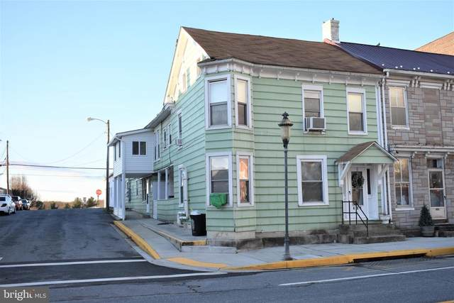 401 W Main Street, EMMITSBURG, MD 21727 (#MDFR270124) :: AJ Team Realty