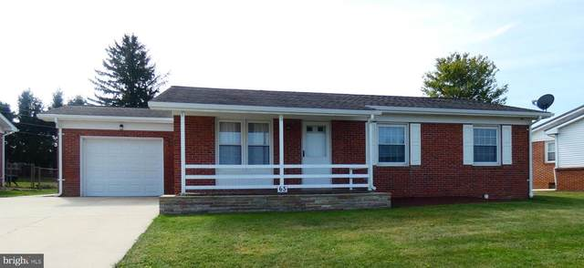 65 Sunset Drive, PETERSBURG, WV 26847 (#WVGT103322) :: The Redux Group