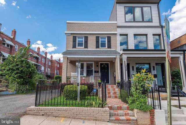 306 U Street NE, WASHINGTON, DC 20002 (#DCDC484556) :: The Putnam Group