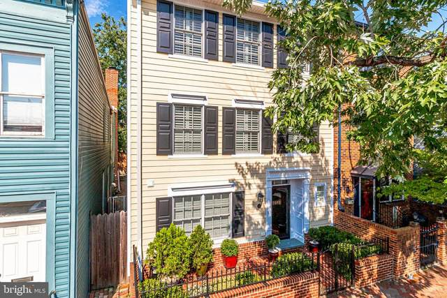 112 N West Street, ALEXANDRIA, VA 22314 (#VAAX250446) :: Debbie Dogrul Associates - Long and Foster Real Estate