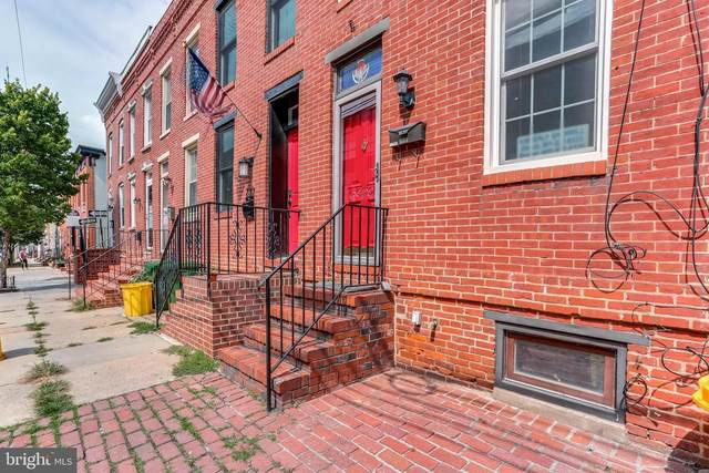 232 E Barney Street, BALTIMORE, MD 21230 (#MDBA522628) :: Advon Group