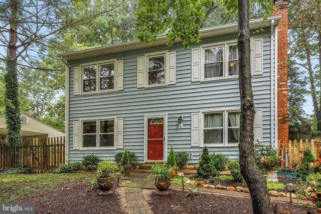 4 Rosewood Street, FREDERICKSBURG, VA 22405 (#VAST225224) :: John Lesniewski | RE/MAX United Real Estate