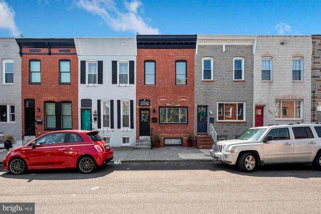 3517 Claremont Street, BALTIMORE, MD 21224 (#MDBA522634) :: The Putnam Group