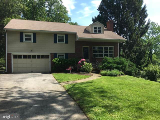 281 Aronimink Drive, NEWTOWN SQUARE, PA 19073 (#PADE526296) :: Pearson Smith Realty